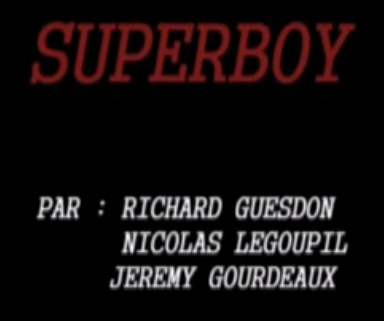 Superboy contre Alcarbone