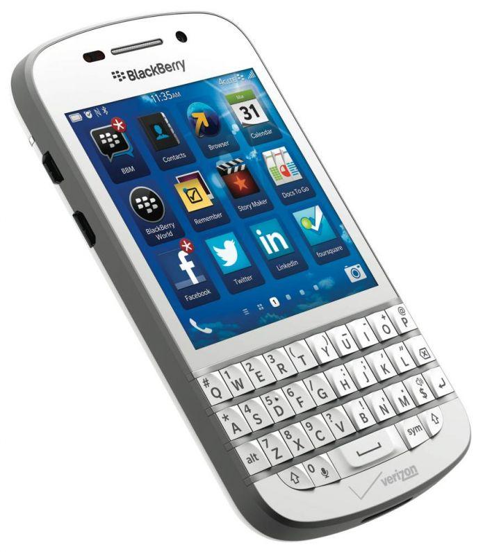 Blackberry abonné par Facebook