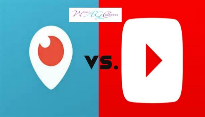 youtube connect pour concurrencer periscope