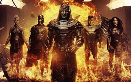 X-Men Apocalypse nouvelle bande annonce