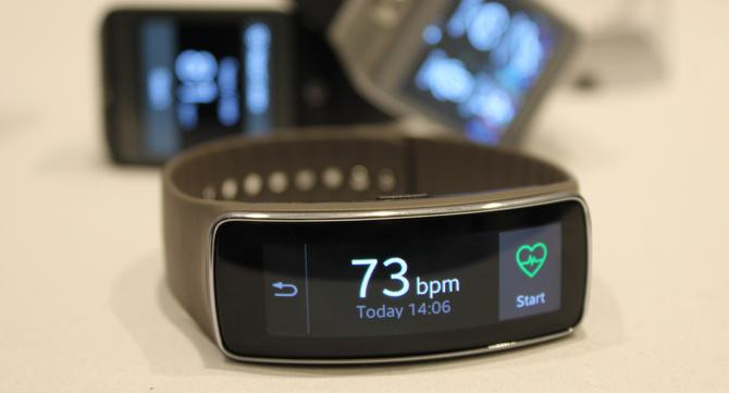 Samsung devoile accidentellement le nouveau bracelet Samsung Gear Fit 2 et Gear IconX