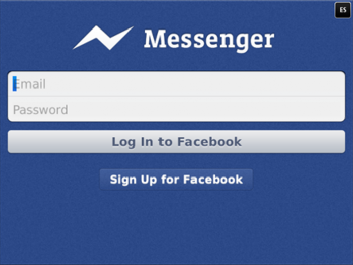 Facebook Messenger obligé télécharger application mobile