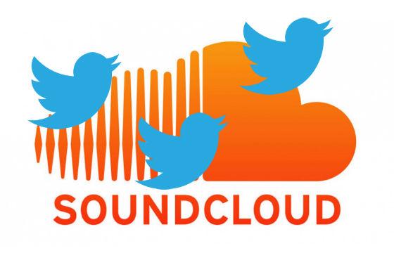Twitter investissement 70 millions de dollars dans SoundCloud