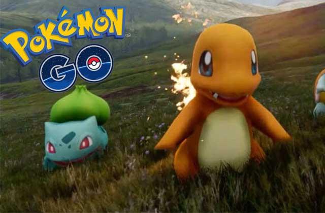 Pokemon Go la seconde génération arrive