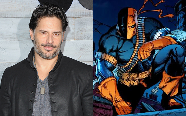 Joe Manganielle incarnera Deathstroke dans le prochain Batman