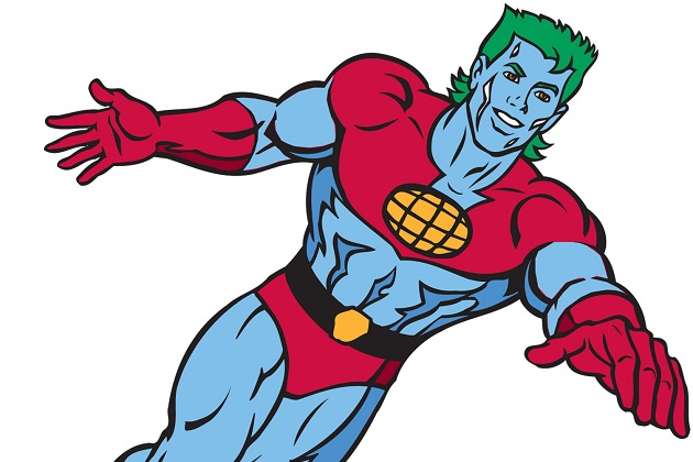 Di Caprio vers une production de Captain Planet au cinéma ?