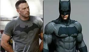 Ben Affleck rassure le film Batman n'est pas repoussé