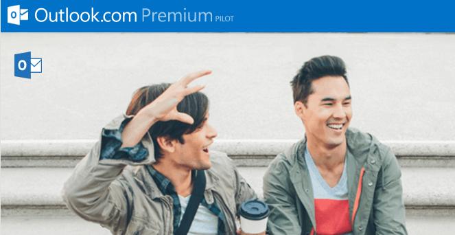 La version premium d'outlook.com est enfin sortie de bêta
