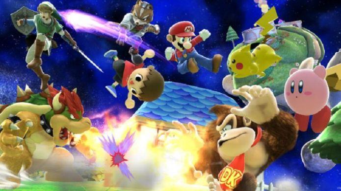 Un Smash Bros est évoqué pour la Nintendo Switch