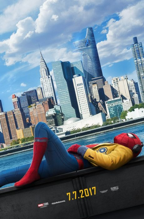 Nouvelle bande annonce pour Spider-Man Homecoming