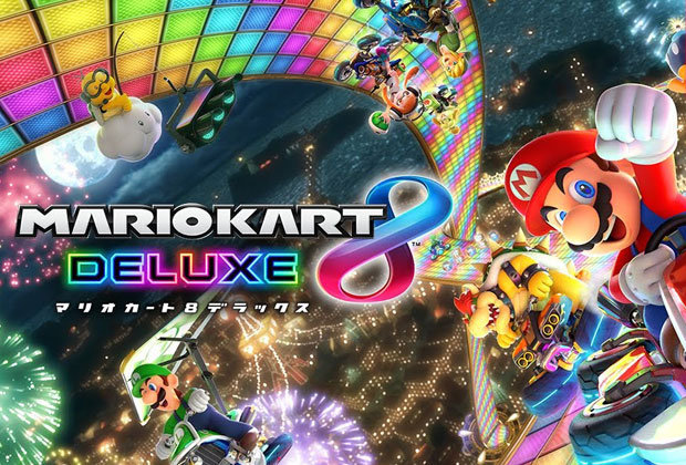 Mario Kart 8 deluxe s'offre un record de vente aux USA