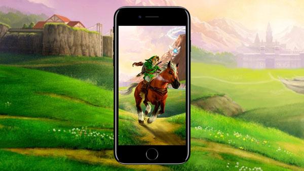 Nintendo développe un nouveau Zelda sur mobile