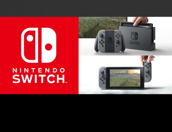 250000 exemplaires de Nintendo Switch vendues en France