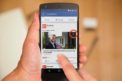 Les instant articles de Facebook pourraient bientôt devenir payant