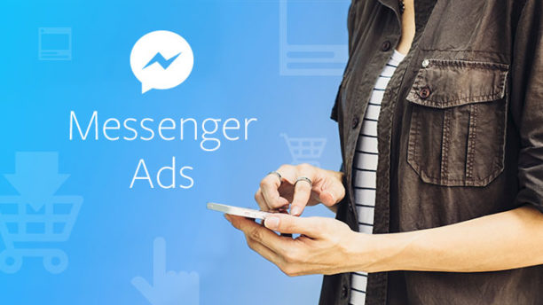 La publicité fait son entrée dans Facebook Messenger