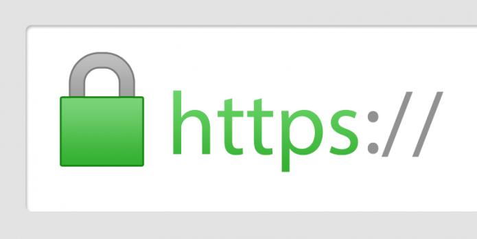Les sites utilisant le protocole https augmentent considérablement sur le net