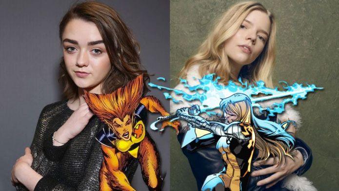 Les nouveaux mutants s'affichent dans une première bande annonce