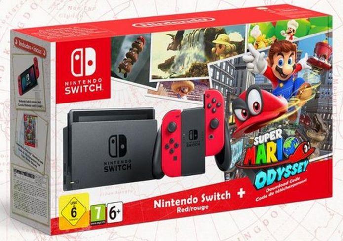 Nintendo va produire 2 millions de switch par mois jusqu'à noel
