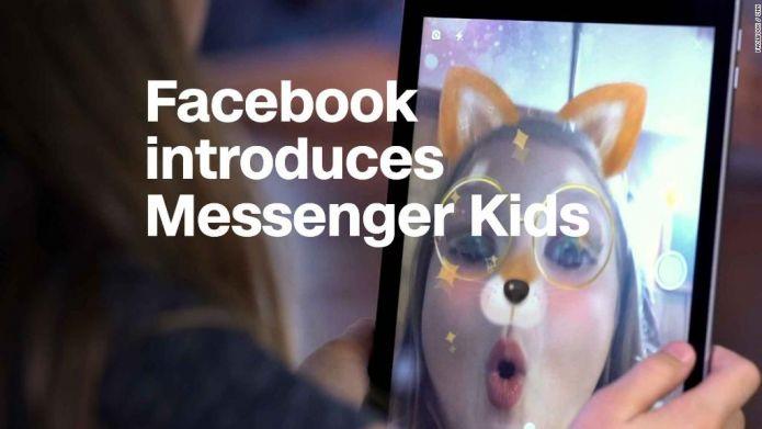 Messenger Kids la messagerie Facebook pour les moins de 12 ans