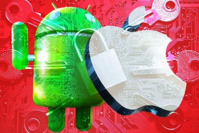 Google déclare que Android est aussi sécurisé que iOS