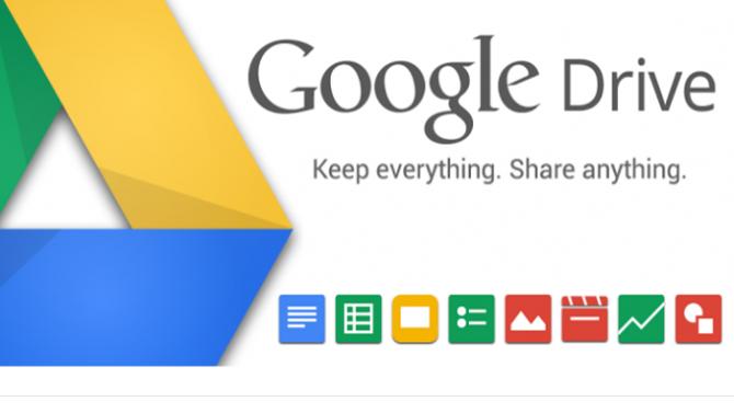 Google Drive se paye un lifting