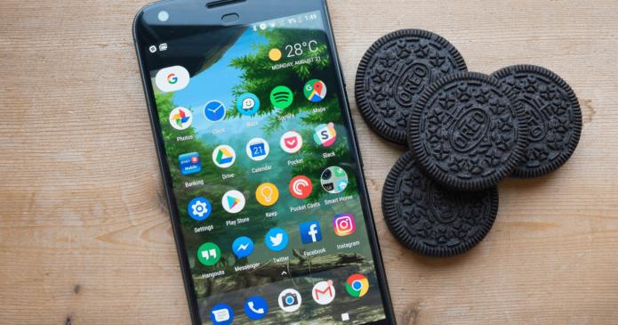 Android Oreo nouveaux chiffres répartitions smartphones