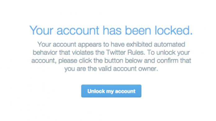 Les comptes bloqués ne seront plus comptabilisés par Twitter